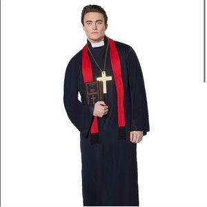 Priest Costume XL Spirit Halloween